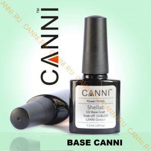 Гель-лак Canni 0001 Базовое покрытие