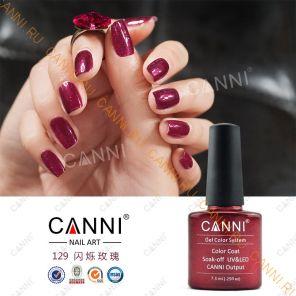 Гель-лак CANNI 129