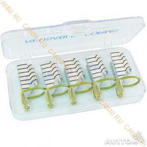 Формы для наращивания ногтей, многоразовые.