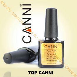 Гель-лак Canni 0002 Финишное покрытие с липким слоем.