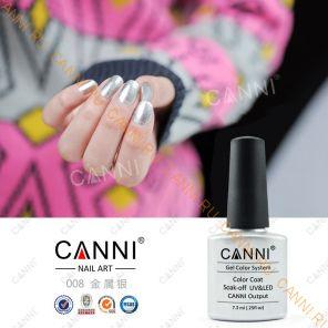 Гель-лак CANNI 008