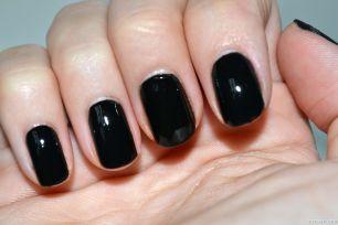 Наклейки для ногтей. Черные.