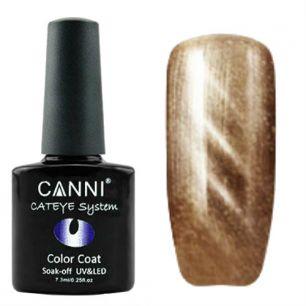 Гель-лак CANNI Cat Eye Магнитный гель-лак 284