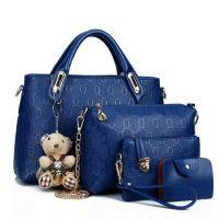 Набор сумок KIWI (4 предмета+медвежонок)
