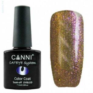 Гель-лак CANNI Cat Eye Магнитный гель-лак 453