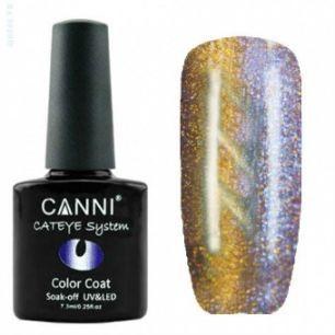 Гель-лак CANNI Cat Eye Магнитный гель-лак 457